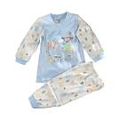 嬰幼兒台灣製純棉中厚長袖套裝 a70272 魔法Baby