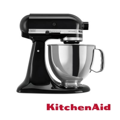 KitchenAid 桌上型攪拌機(抬頭型)5Q(4.8L)松露黑