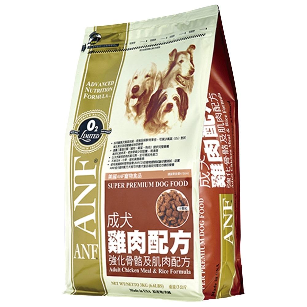 ANF 愛恩富 成犬雞肉配方-犬飼料(15kg)