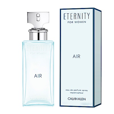 Calvin Klein CK Eternity Air永恆純淨女性淡香精30ml