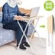 多功能40X60輕便折疊桌  戶外露營桌.床邊桌懶人桌-快 product thumbnail 1