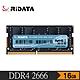 RIDATA錸德 16GB DDR4 2666/SO-DIMM 筆記型電腦記憶體 product thumbnail 1