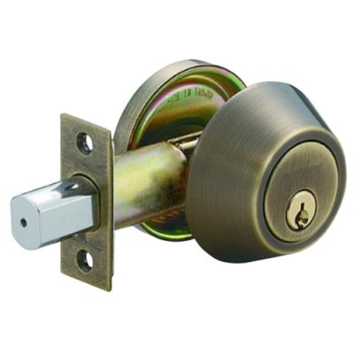 加安 D281 輔助鎖 房門鎖 鋁 硫化銅門 木門 防盜紗門 大門 一般房門適用