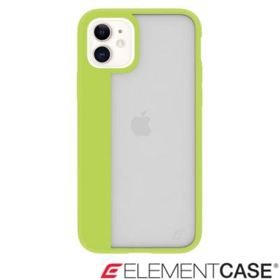 美國 Element Case iPhone 11 Illusion輕薄幻影軍規殼-活力綠