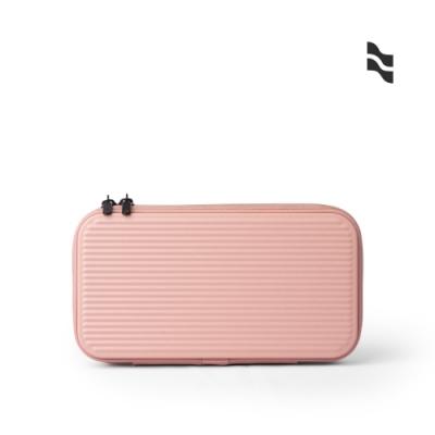 LOJEL Travel Organizer 硬殼盥洗包 化妝包 收納包 玫瑰粉