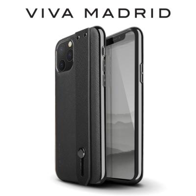 VIVA MADRID Cruzar iPhone 11 Pro 腕帶保護殼-黑色