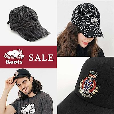 [時時樂限定]ROOTS配件- 棒球帽均一價