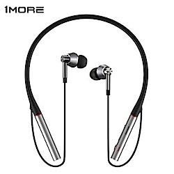 1MORE 三單元圈鐵藍芽耳機 E1001BT 银灰色 ENC環境降造性能