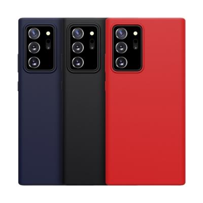 NILLKIN SAMSUNG Galaxy Note 20 Ultra 感系列液態矽膠殼