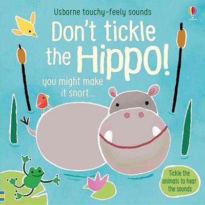 Don t Tickle The Hippo! 動物搔癢觸摸音效書