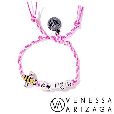 Venessa Arizaga BEE#*!CH 粉紅沙灘手鍊