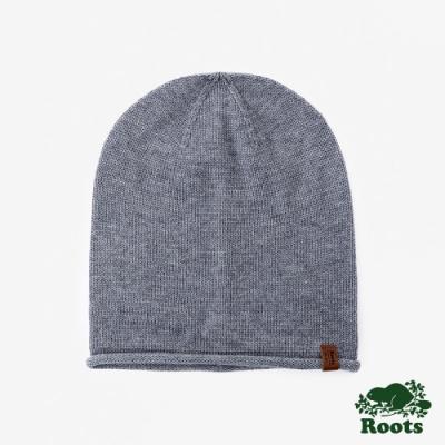 ROOTS 配件- 羅布森針織帽-灰