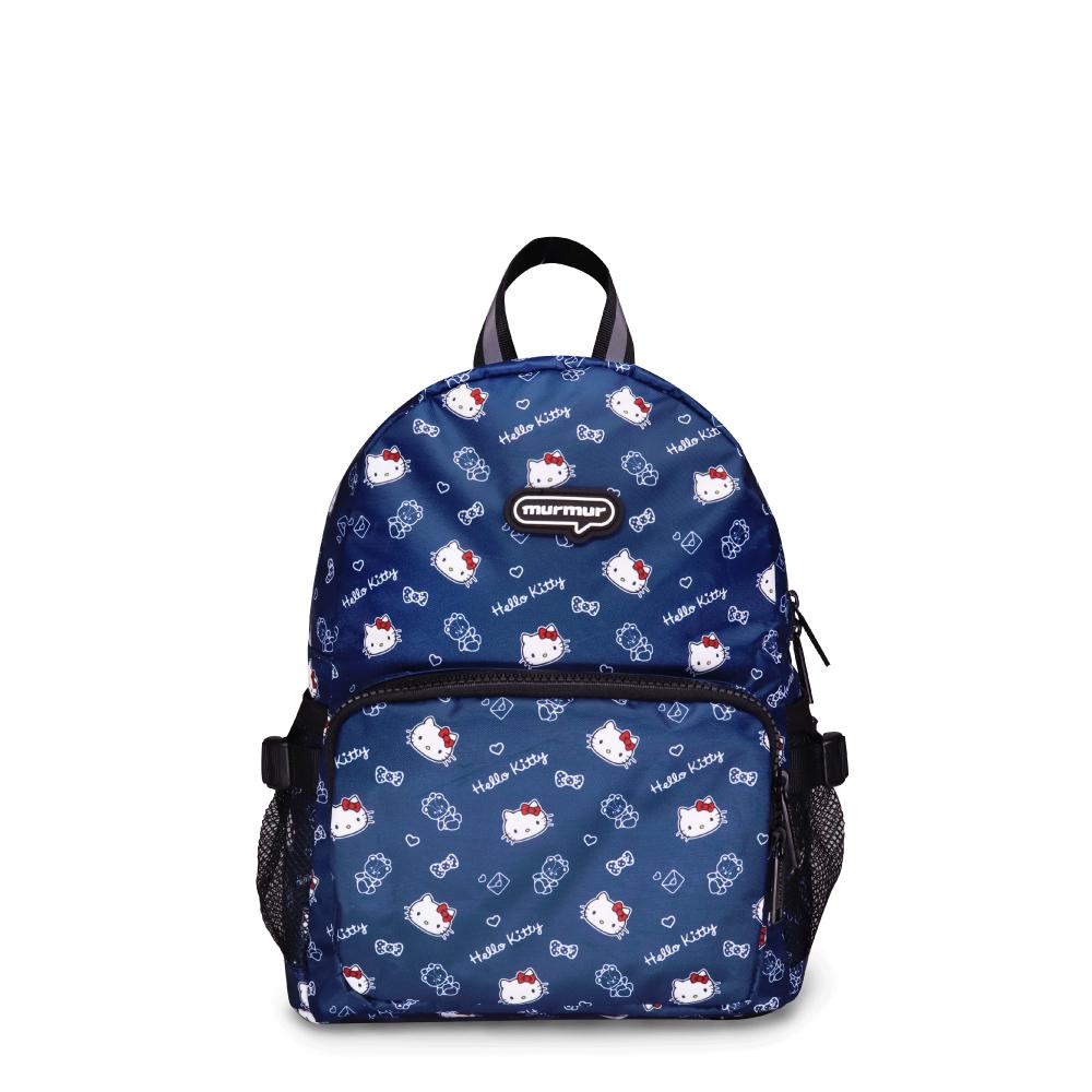 murmur 兒童收納後背包 -  Hello Kitty 泰迪熊