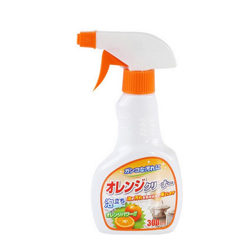 WAVA 日本KYOWA廚房強力去油多功能橘精油油煙汙漬清潔劑300ml