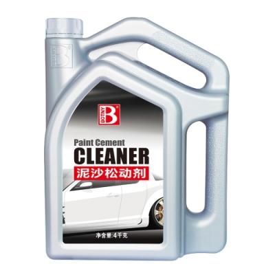 【BOTNY汽車美容】泥沙鬆動劑 4L 大容量 美容業洗車場指定 清潔 打蠟 保養 泥砂