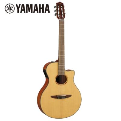 YAMAHA NTX1 電古典吉他 原木色款