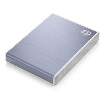 SEAGATE 希捷 One Touch SSD 2TB USB 3.2 Gen 2 (USB-C)外接式行動固態硬碟-冰川藍 (STKG2000402)