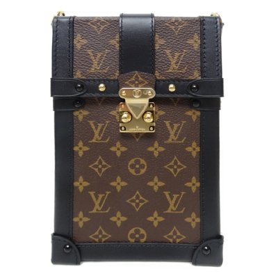 LV VERTICAL TRUNK M63913 斜背包