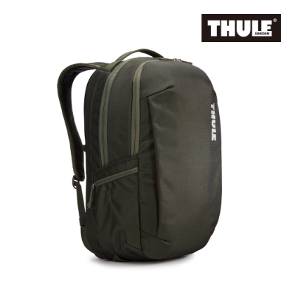 THULE-Subterra Backpack 30L筆電後背包TSLB-317-軍綠