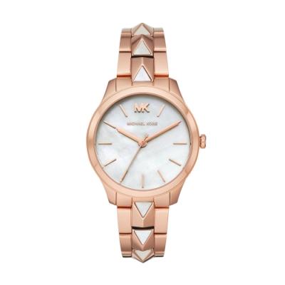 MICHAEL KORS紐約個性時尚設計腕錶MK6671