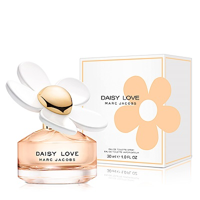 Marc Jacobs 親愛雛菊女性淡香水30ml-送品牌小香