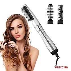 TESCOM 俏麗三件式整髮梳 ACC11TW (清新白)