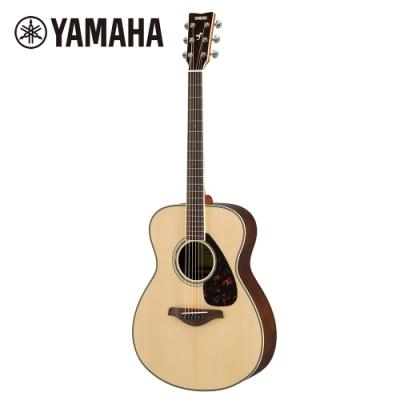 YAMAHA FS830 民謠木吉他 原木色