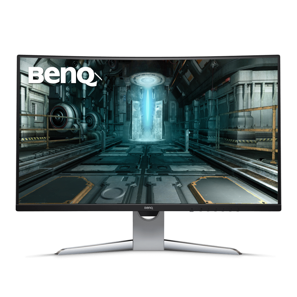BenQ EX3203R 32型2K VA曲面舒視屏護眼螢幕 電競推薦