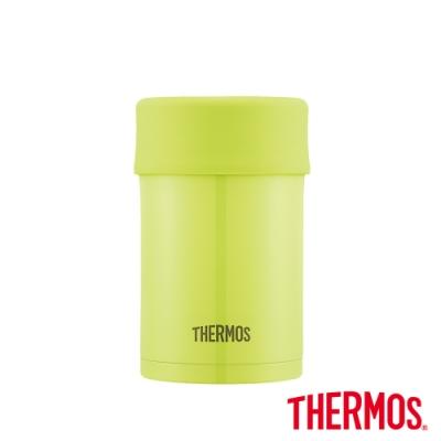 THERMOS膳魔師 不鏽鋼真空食物燜燒罐0.5L(JBN-500-G)