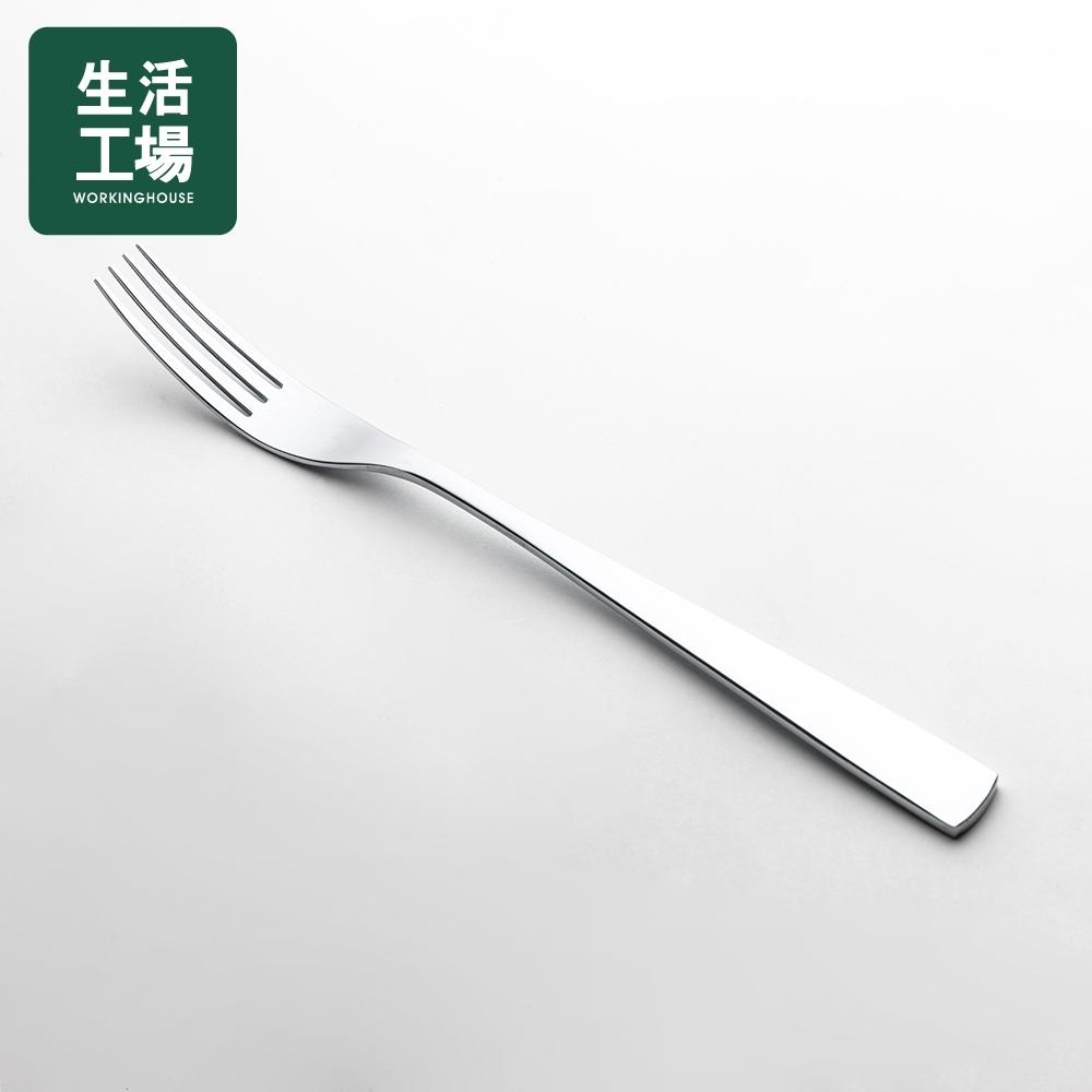 【百貨週年慶暖身 全館5折起-生活工場】Mars不鏽鋼18/8點心叉