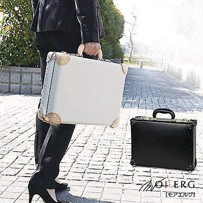 MOIERG-Fashion風尚男人Suitcase(S-16吋) 2色可選