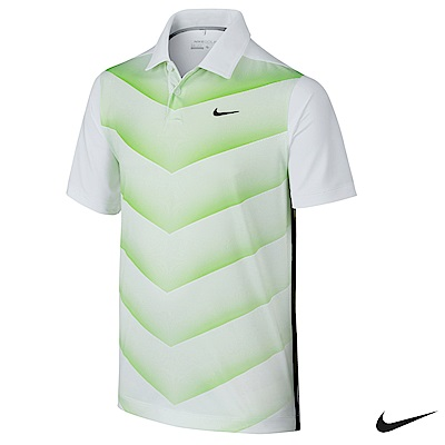 Nike Golf 男大童運動短袖POLO衫 紅 726970-687
