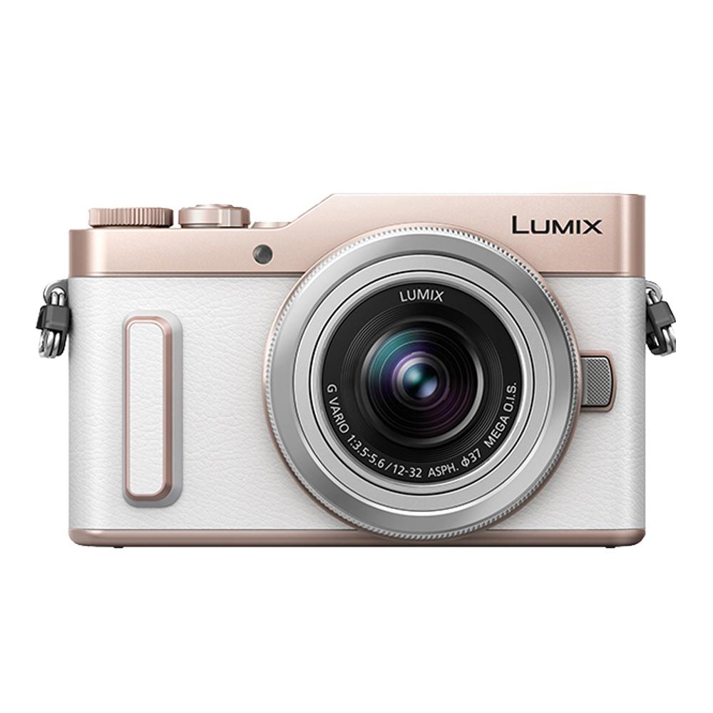 Panasonic LUMIX GF10K 12-32mm (公司貨) 日本限定玫瑰金