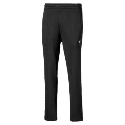 PUMA-男性流行系列SONIC長褲-黑色-歐規