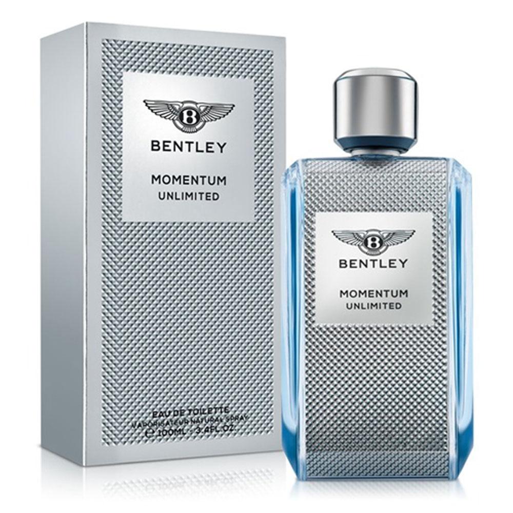 Bentley賓利 Momentum Unlimited 超越極限男性淡香水 100ml