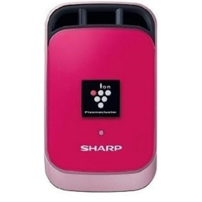 SHARP 夏普 果凍夾自動除菌離子產生器/空氣淨化器 IG-KC1 三色供選