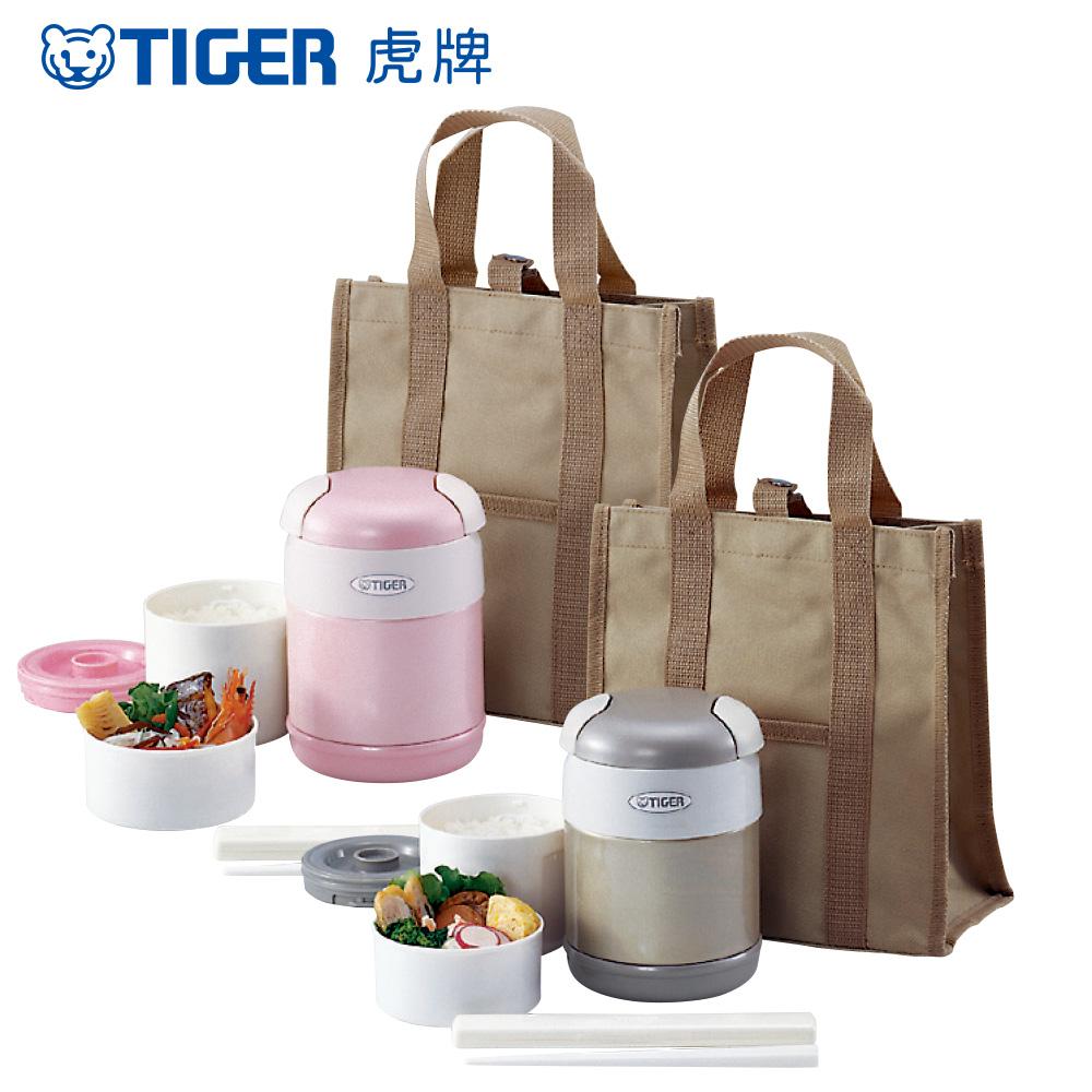 TIGER虎牌不鏽鋼保溫飯盒_1.5碗飯(日本製)(LWR-A072_e) product image 1