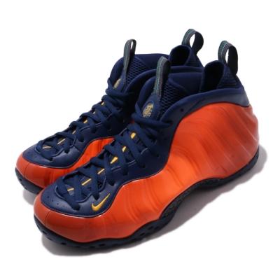 Nike 休閒鞋 Air Foamposite One 男鞋 經典款 太空鞋 復刻 球鞋 明星款 橘 黑 CJ0303400