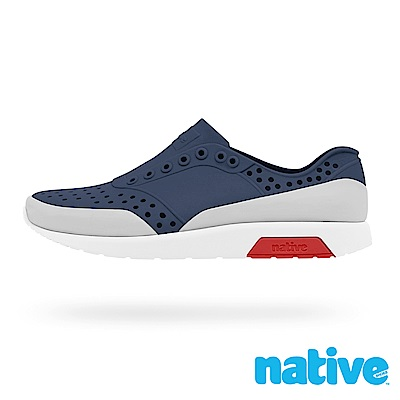 native LENNOX 小童鞋-烏雲灰x海軍藍