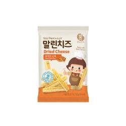 韓味不二 韓國原裝 乾起司條(披薩風味)(10g)