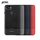 VXTRA Google Pixel 3 防滑手感皮紋 軟性手機殼