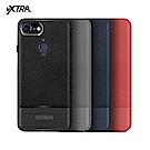 VXTRA Google Pixel 3 XL 防滑手感皮紋 軟性手機殼
