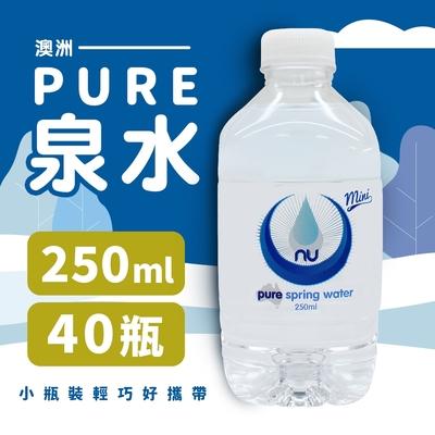Nu-Pure 泉水(250mlx40瓶)