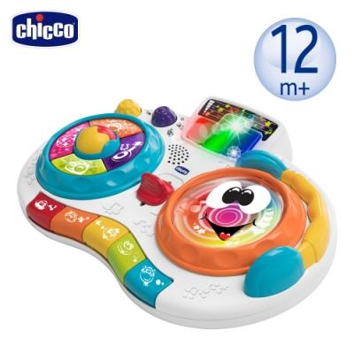 [滿額送腳皮機]chicco-小小DJ混音器