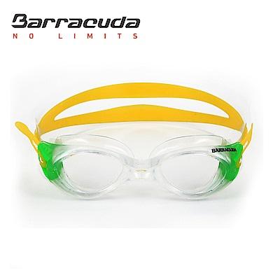 美國Barracuda成人專業訓練系列抗UV防霧泳鏡 TITANIUM 16420