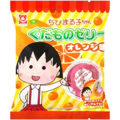 杉本屋 小丸子柳橙風味果凍(132g)