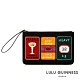 LULU GUINNESS GRACE 手拿/萬用袋 (TRAVEL STAMPS) product thumbnail 1