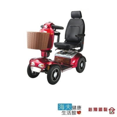海夫健康生活館  必翔 電動代步車 煞車升級 TE-889SL