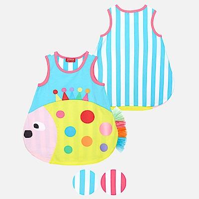 WHY AND 1/2 mini 造型棉質萊卡洋裝 1Y~4Y 多色可選