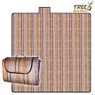 TreeWalker 超大防水野餐墊(3x3米)-顏色隨機出貨